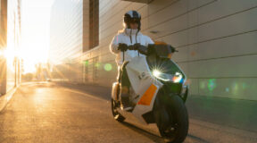 BMW Motorrad redefines future of the scooter