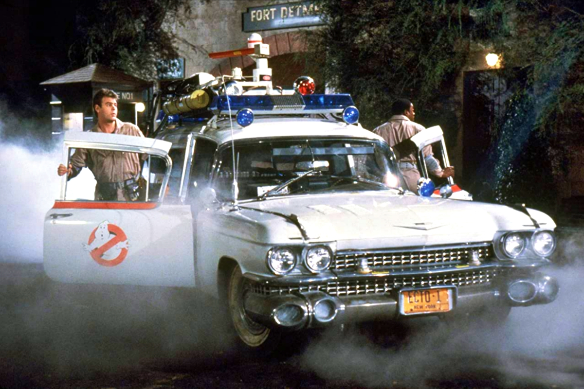 Ghostbusters 1984