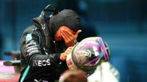 Turkish delight for Hamilton in wet Istanbul race