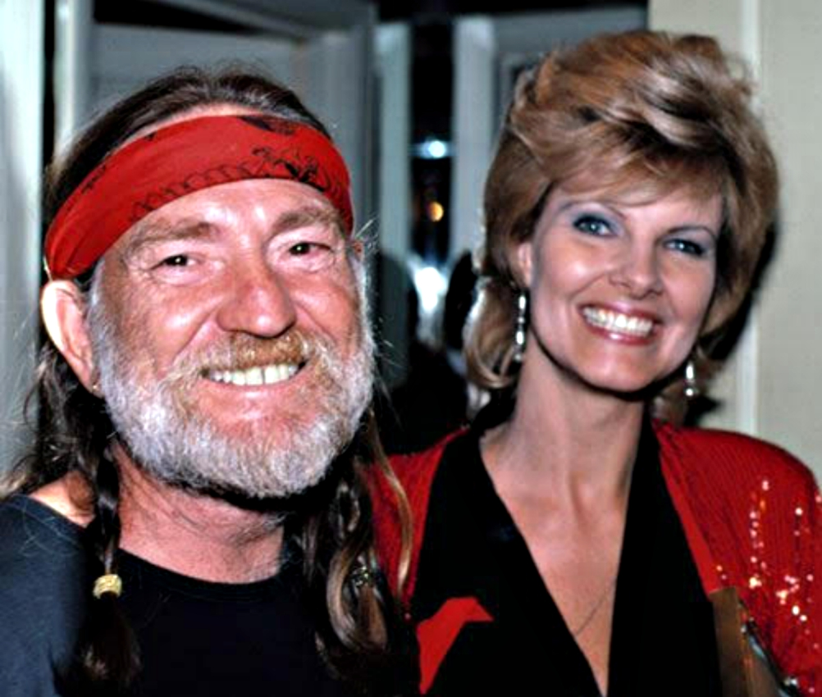 willie and wife number 3 connie