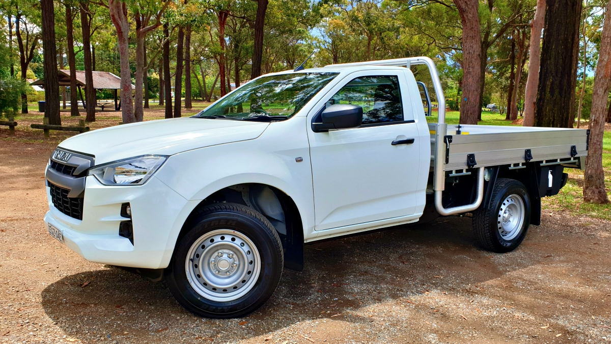Isuzu D-Max: Two for one