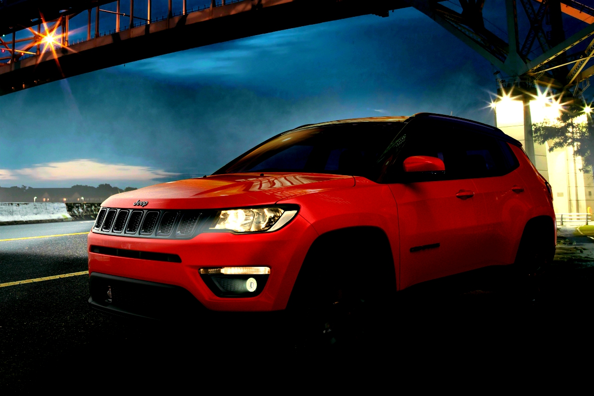 2020 Jeep Compass Night Eagle 11 - Monster on the loose