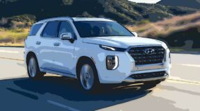 Hyundai Palisade: Because bigger is betterer