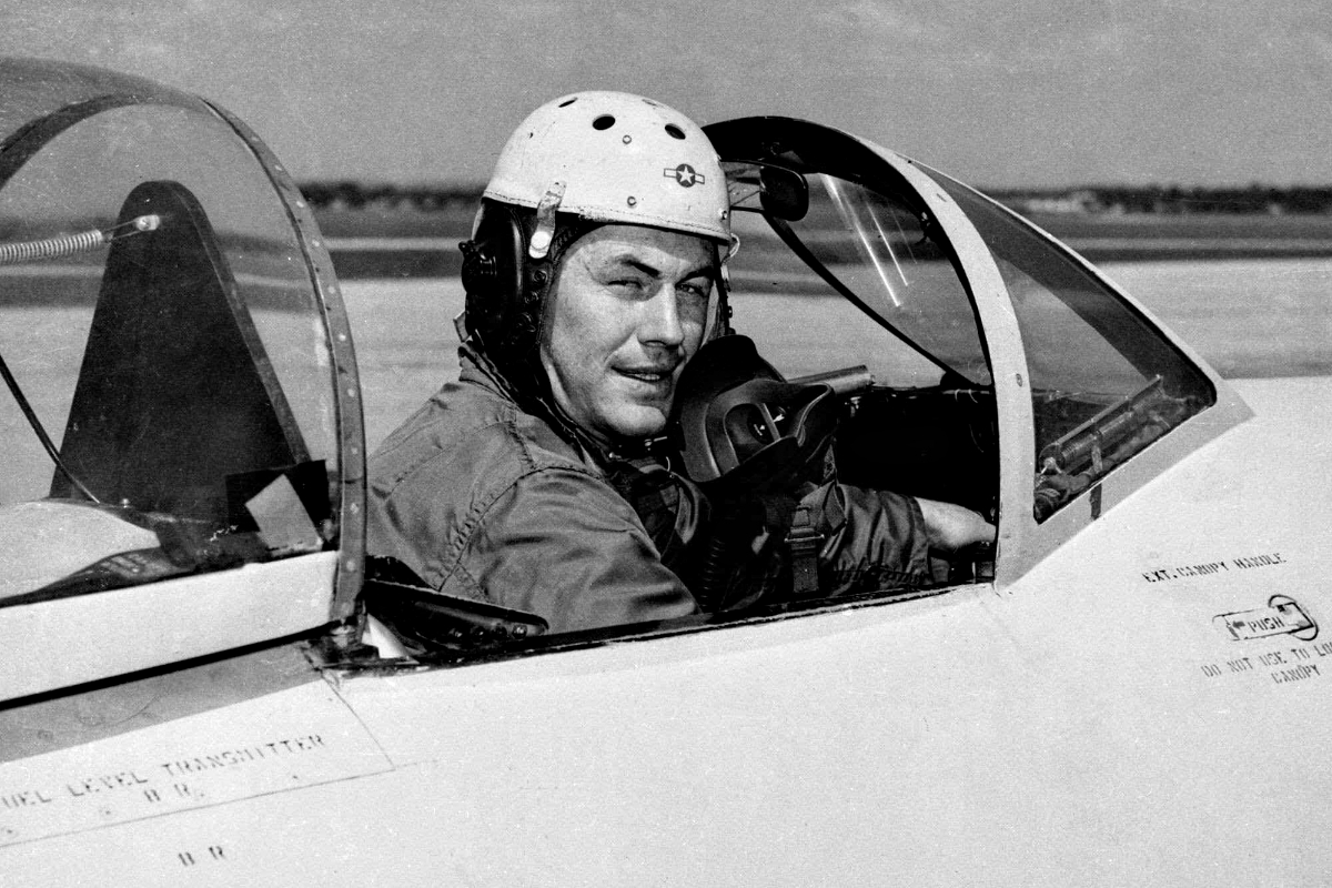 Chuck Yeager 1948