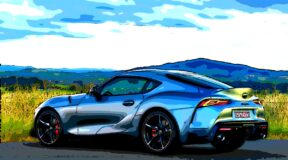 Power boost for Toyota's Supra