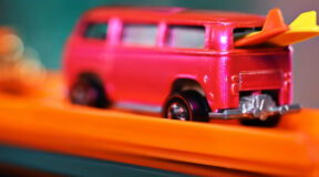 Hot Wheels Kombi worth a bomb
