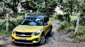 Kia Seltos GT-Line: It's a keeper