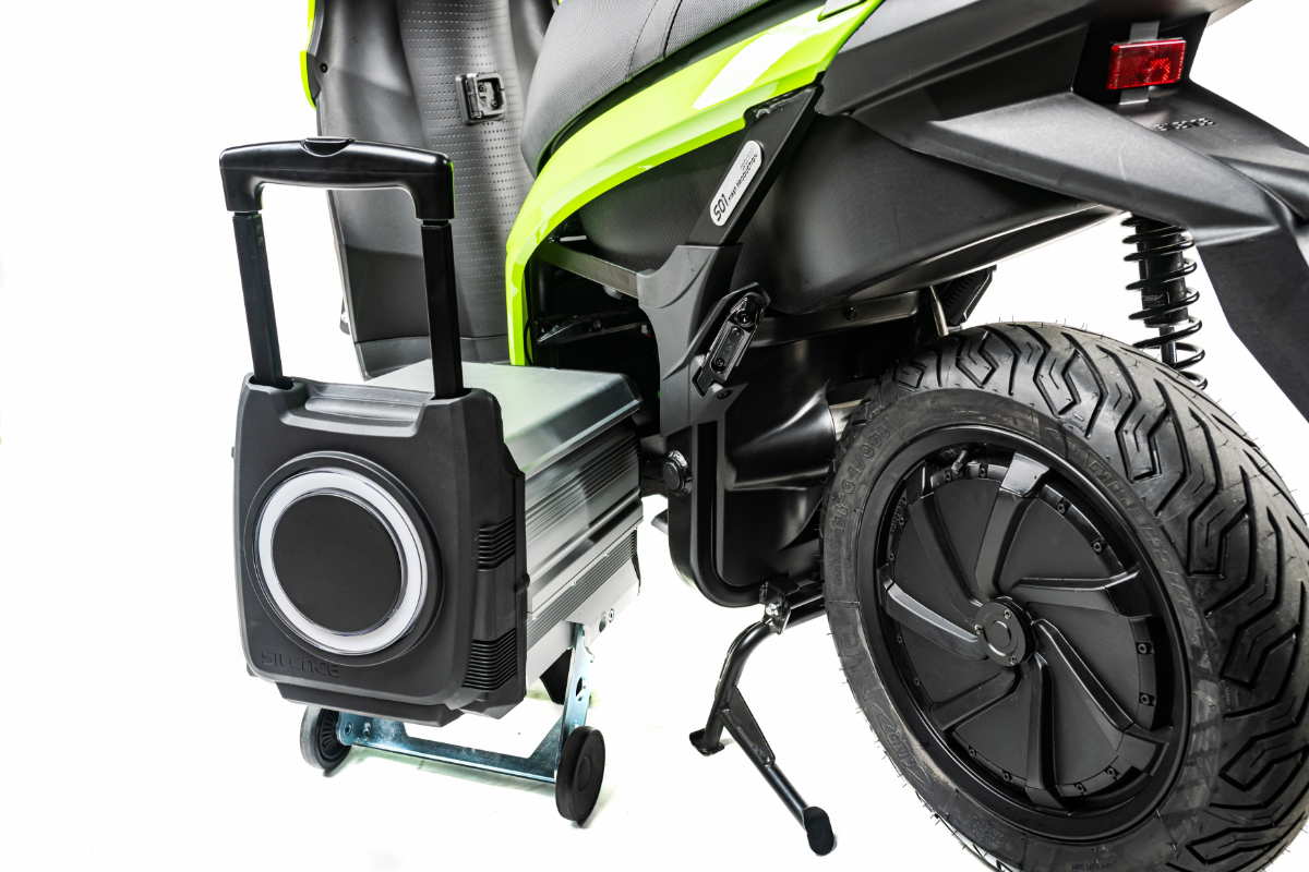 Silence electric scooter 1