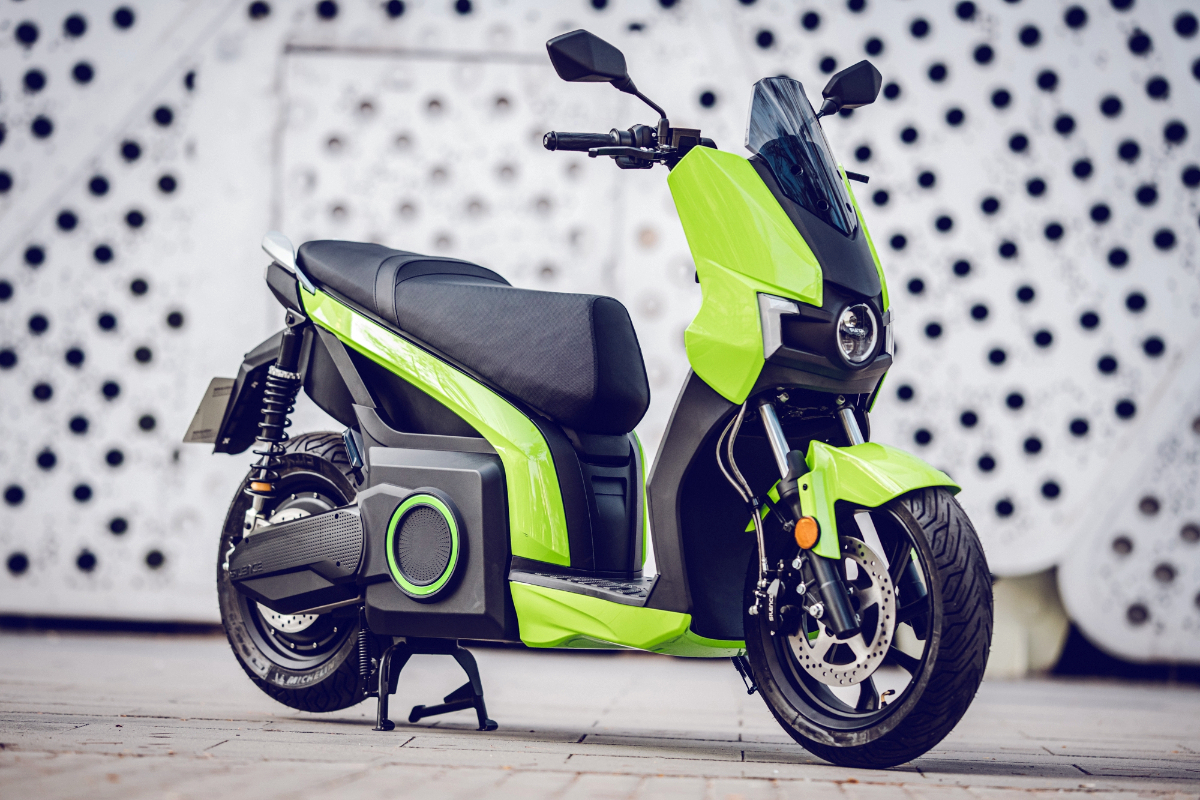 Silence electric scooter 4