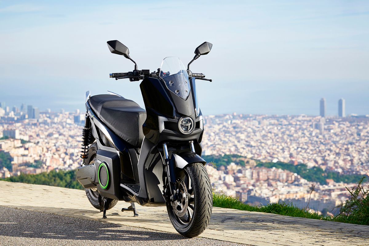 Silence electric scooter 7