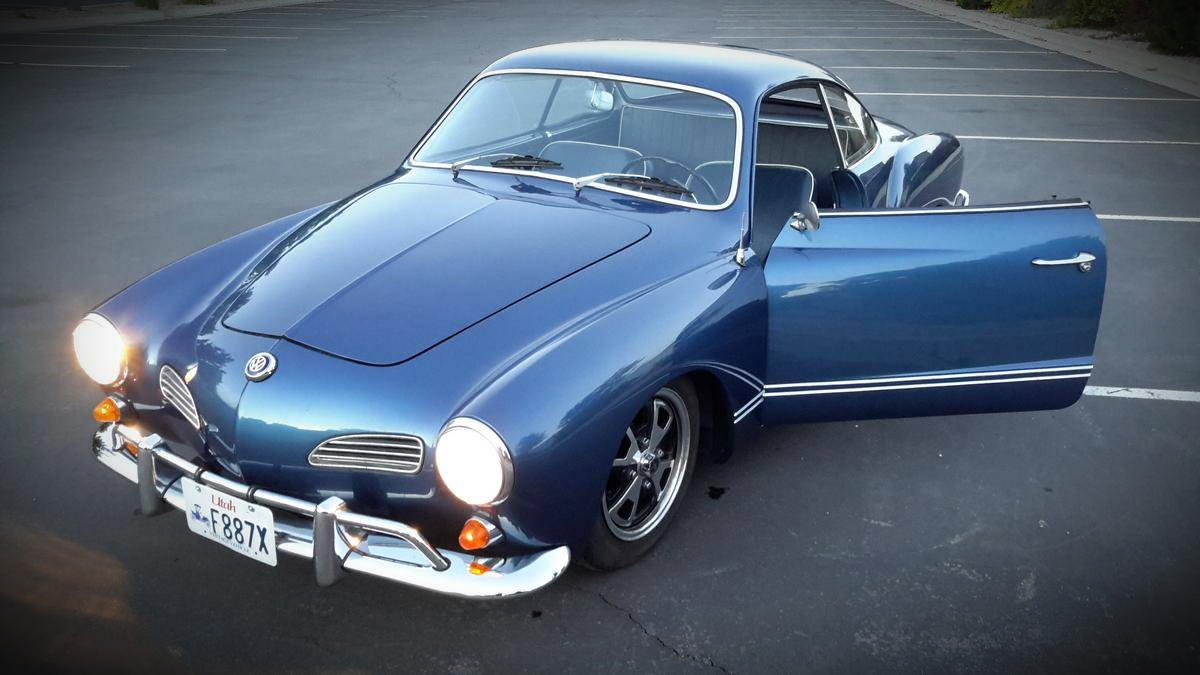 Volkswagen Karmann Ghia 5 - Peugeot 308: Could'a should'a