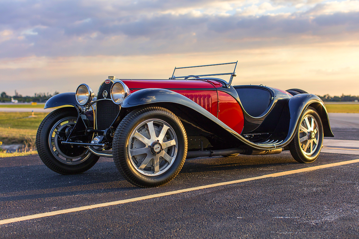 1932 Bugatti Type 55 Super Sport Roadster 1