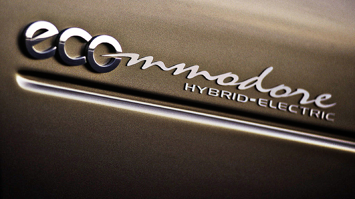 ECOmmodore -- an opportunity missed?