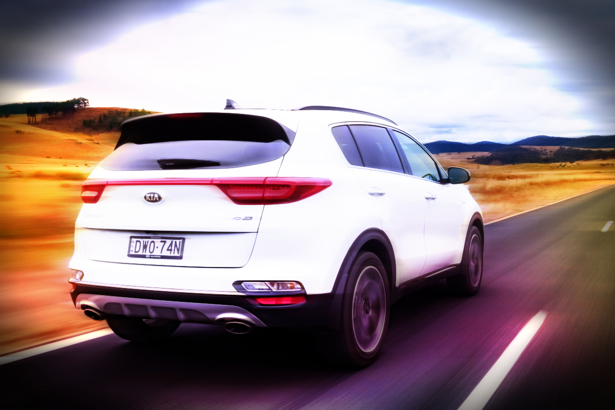2019 Kia Sportage GT Line 3 - Fire in the hole -- COVID breakthrough