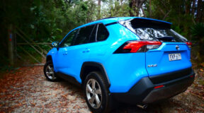 Toyota RAV4 Hybrid: The power to impress