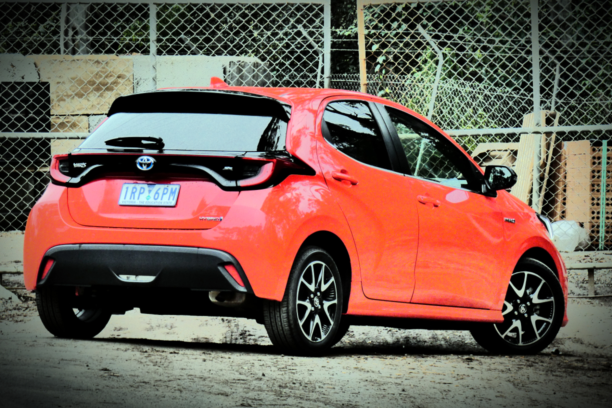2021 Toyota Yaris ZR Hybrid Coral 1 - Big NO from Government to electric car handouts