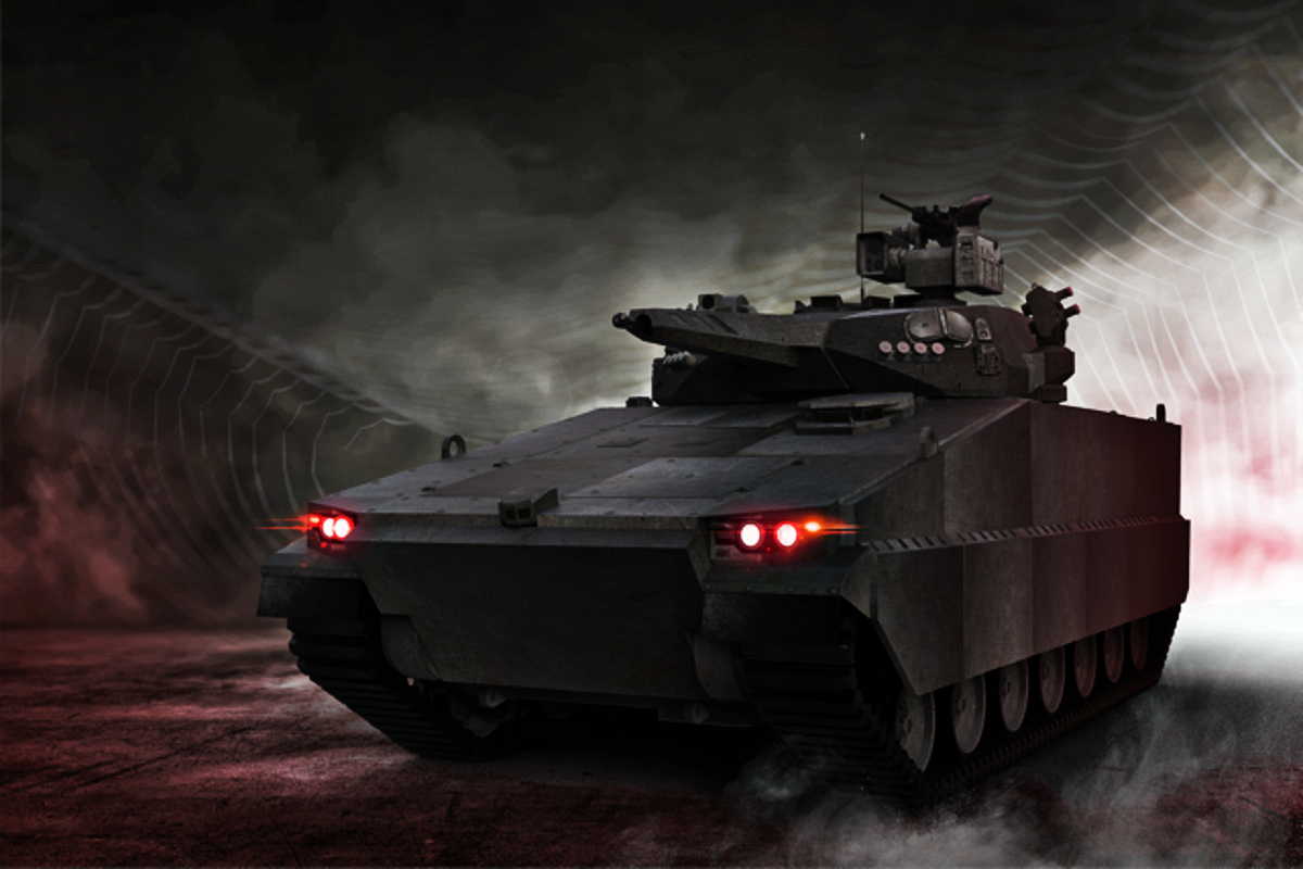Check or charge? Army tests fighting prototypes