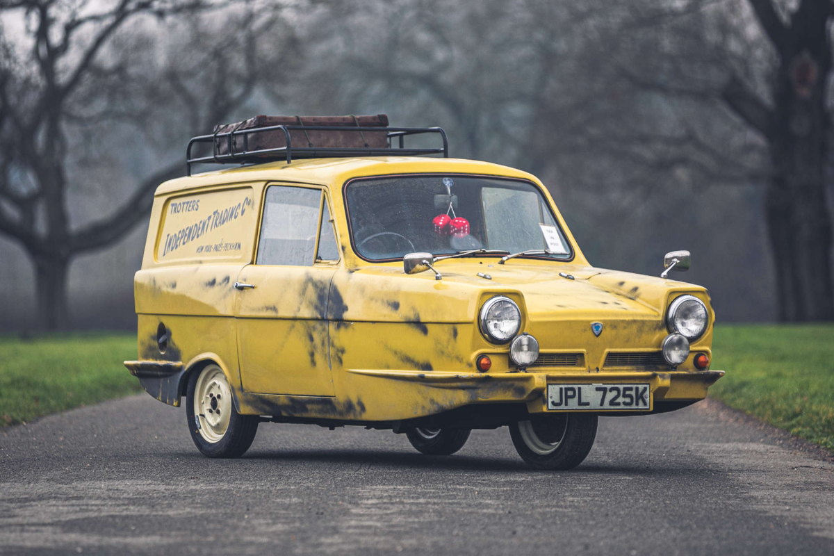 Only 'fools' relied on the Reliant