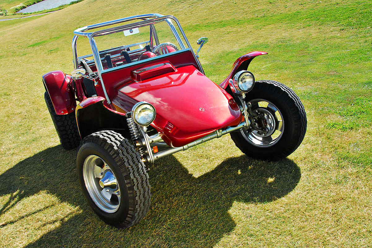 Turbo charged VW Meyers Manx Towd