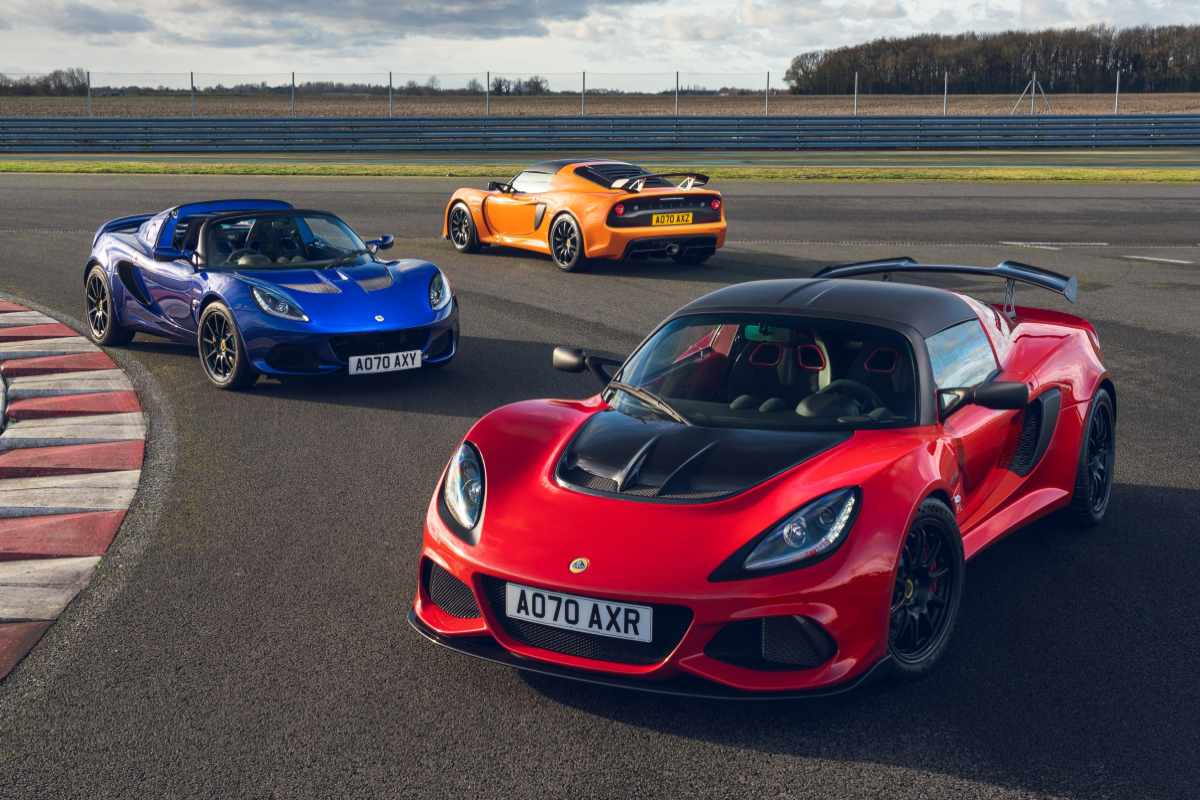 Time called as Lotus powers ahead
