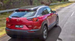 Mazda powers up first ever hybrid