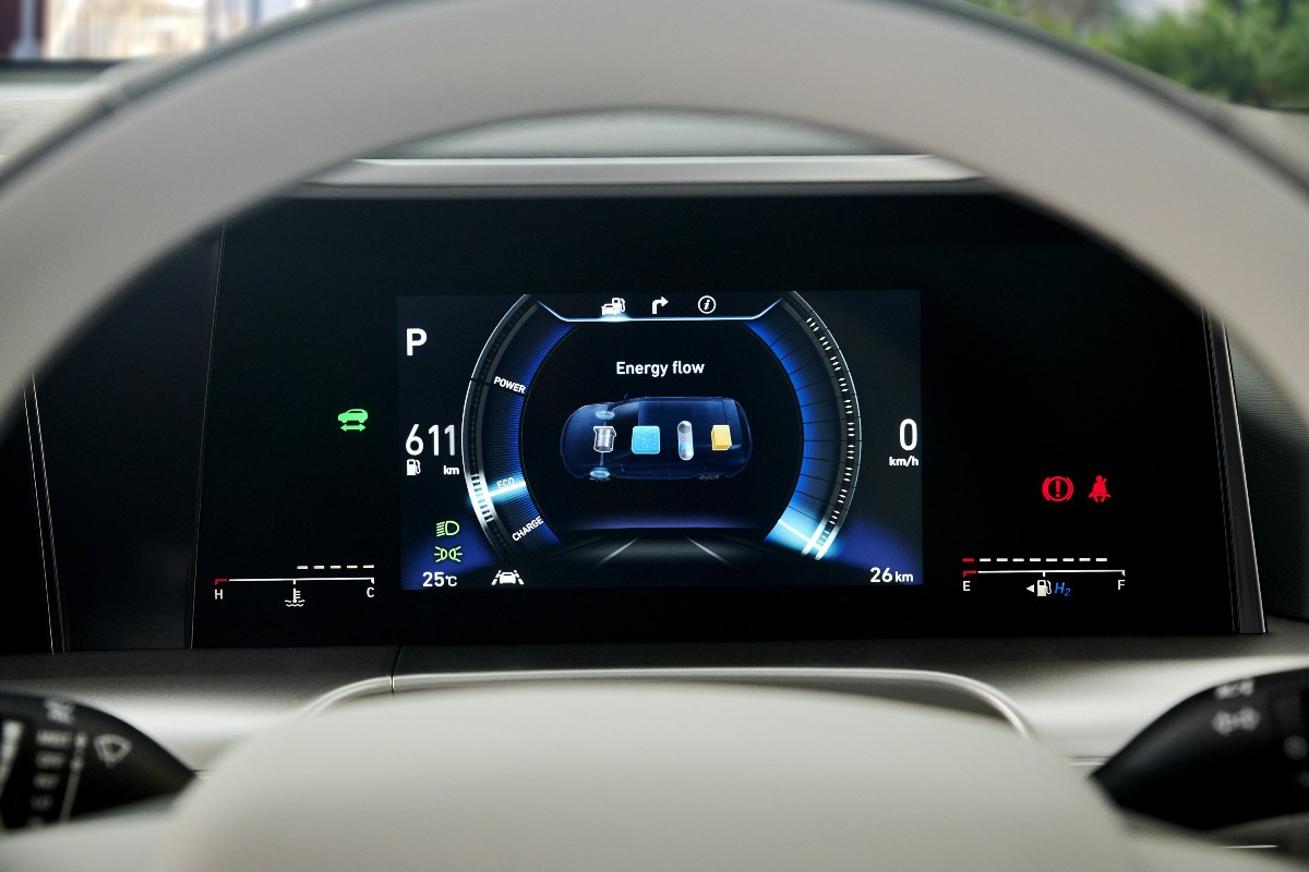 Nexo next step in electric vehicle rollout