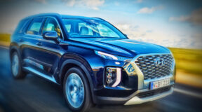 Hyundai Palisade: Shrink-wrapped and sensational