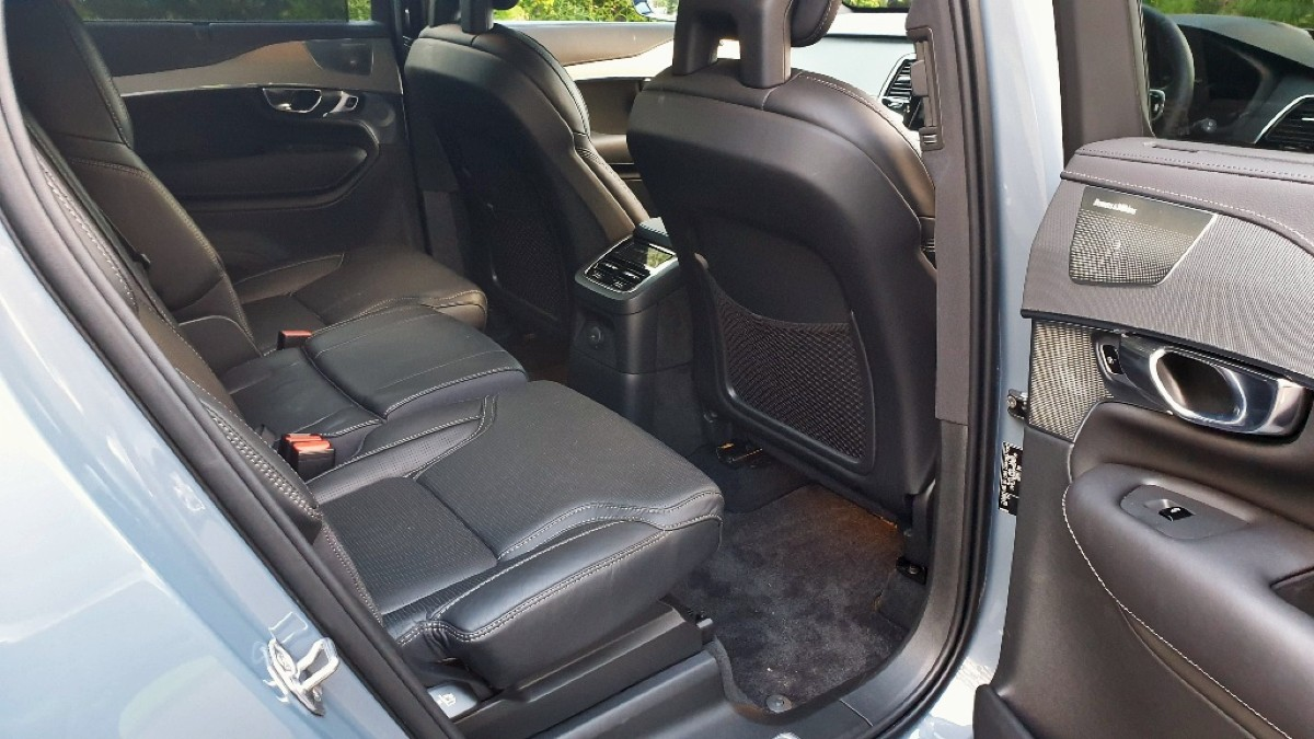 Volvo XC90 Recharge: All part of the plan