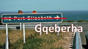 Port Elizabeth lost in translation