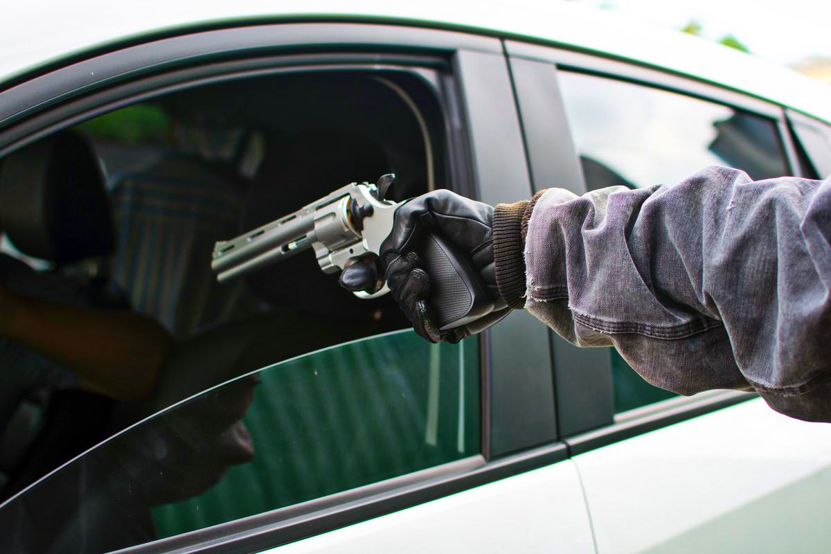 Carjacking reaches record proportions