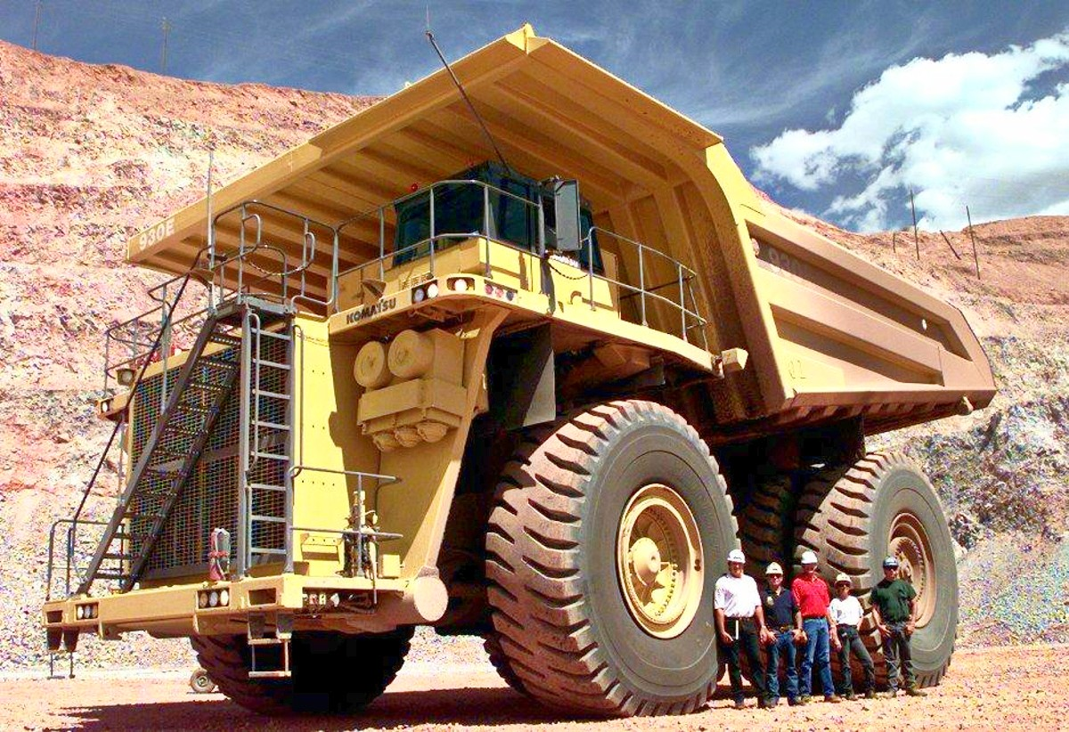Mines make the big switch to driverless trucks