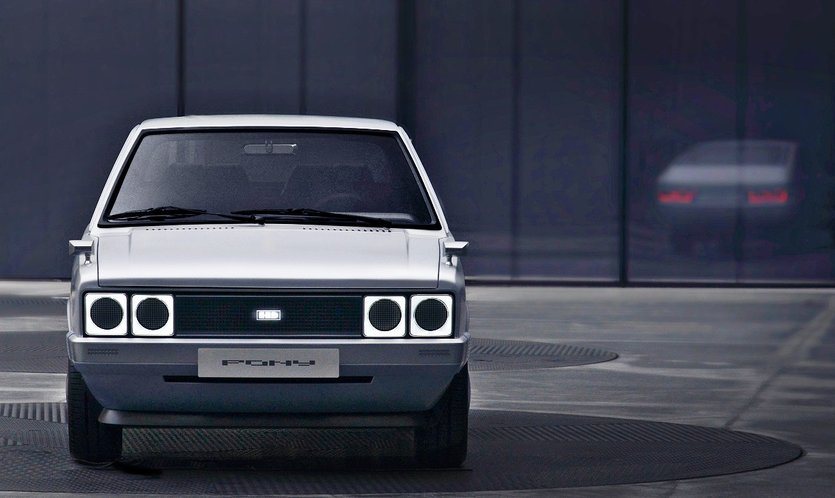 Back to the future for Hyundai Pony