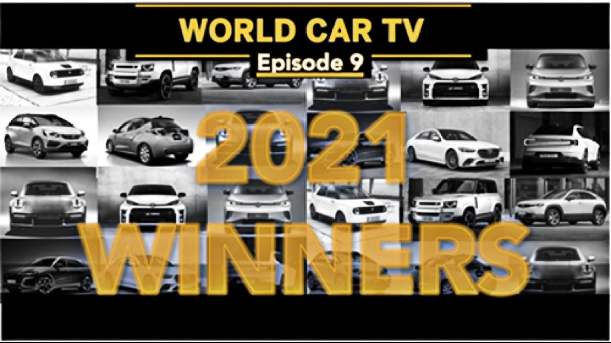 Drum roll  . . . the World Car Awards are in