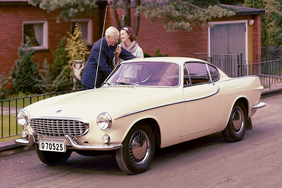 Stylish Volvo hits the 60 mark