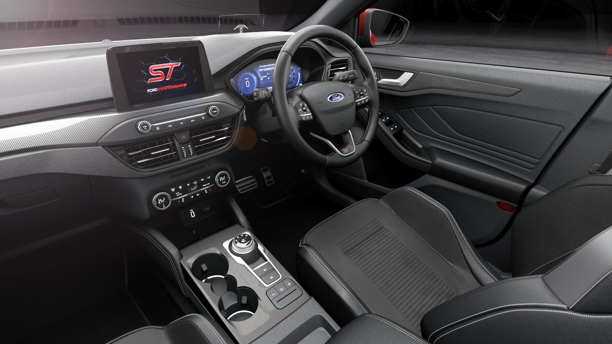 Ford Focus ST 3 1