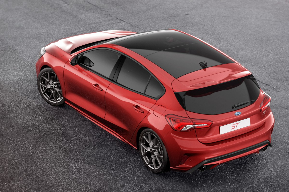 Ford Focus ST 3 2