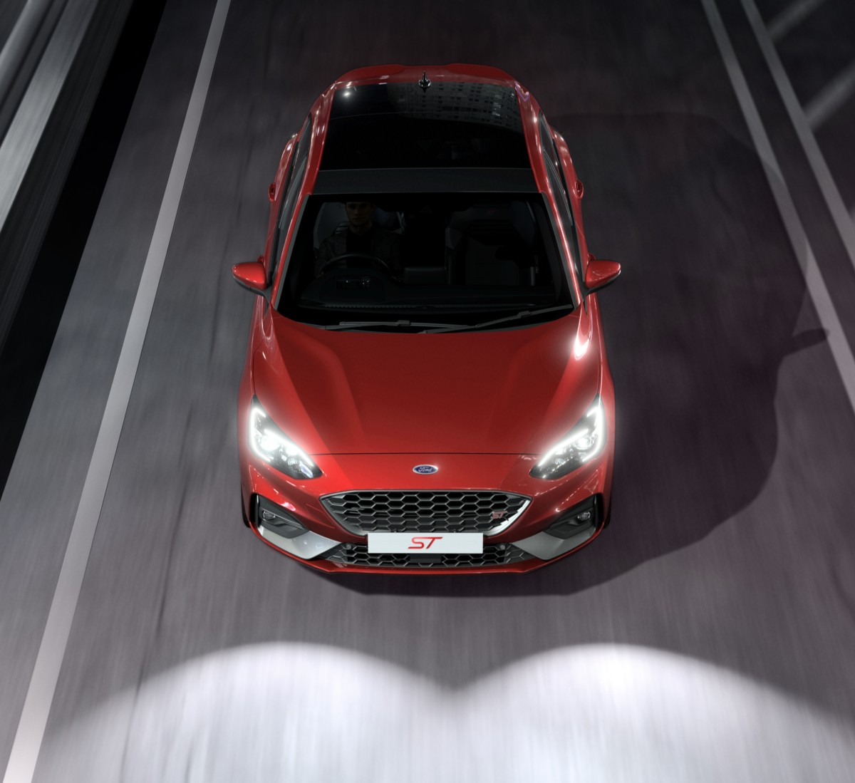 Ford Focus ST 3 6