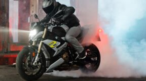 Faster acceleration for BMW's S 1000 R