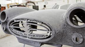 3D printing set to revolutionise car parts business