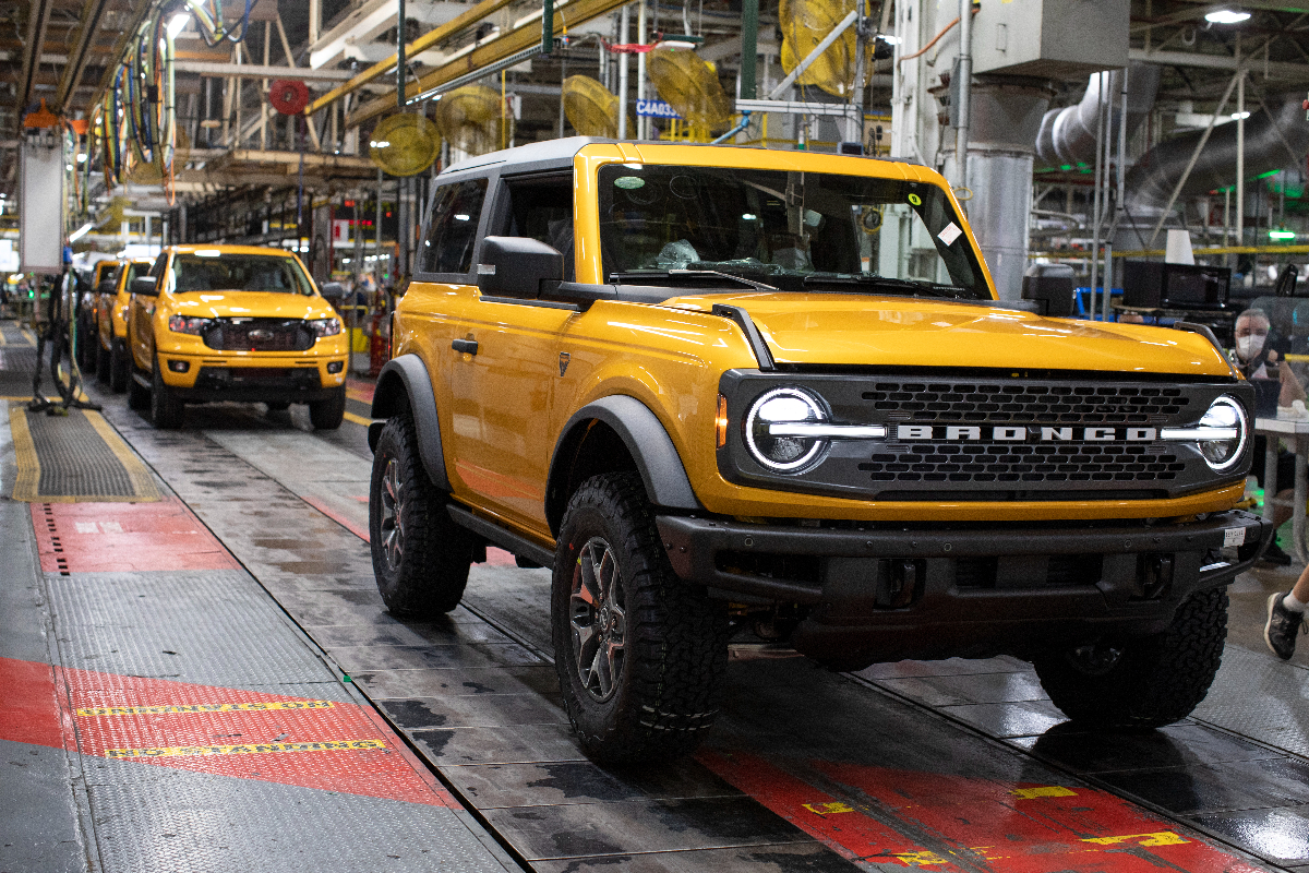 2021 Ford Bronco 12
