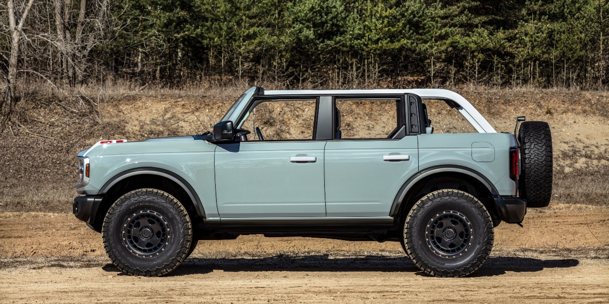 2021 Ford Bronco 6