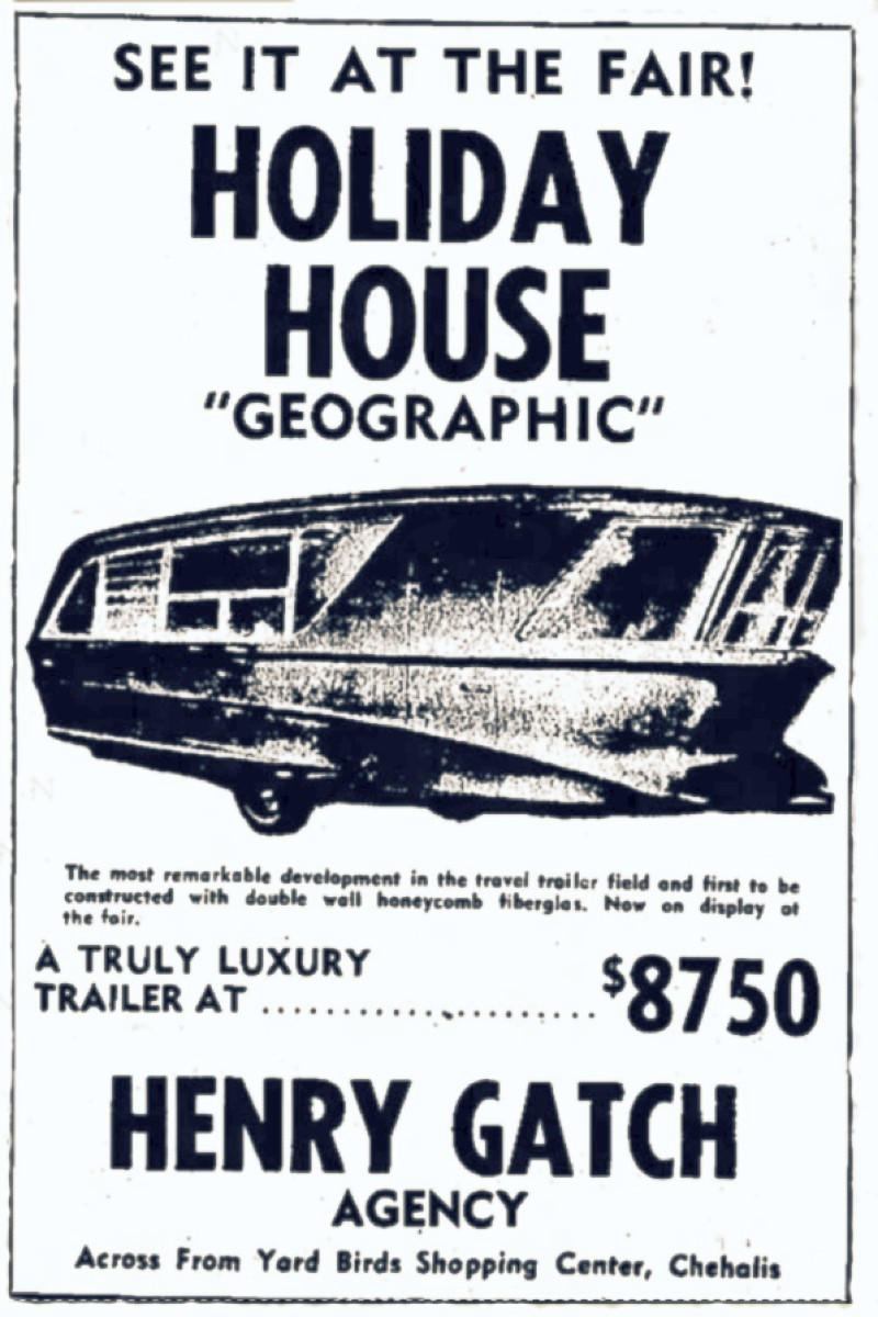 Just 8750 bought you a Holiday House Geographic.
