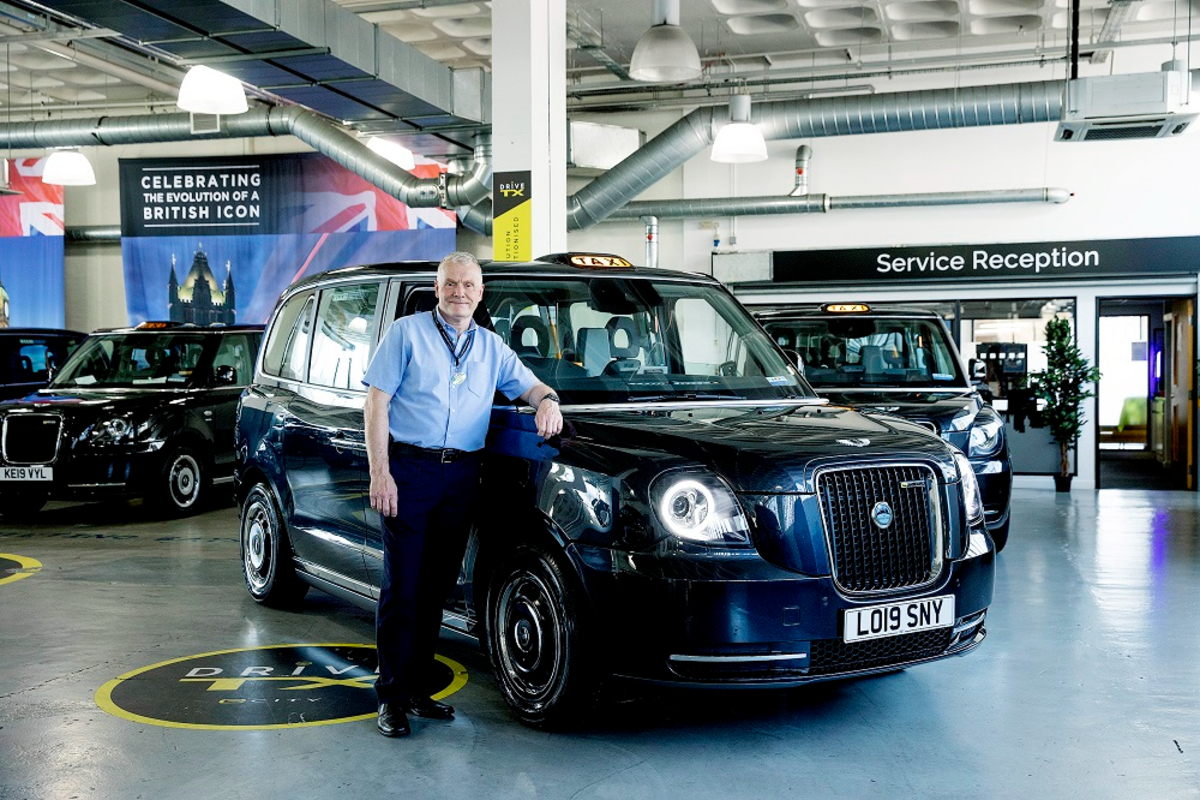 London cabbies in fight against Alzheimers 1