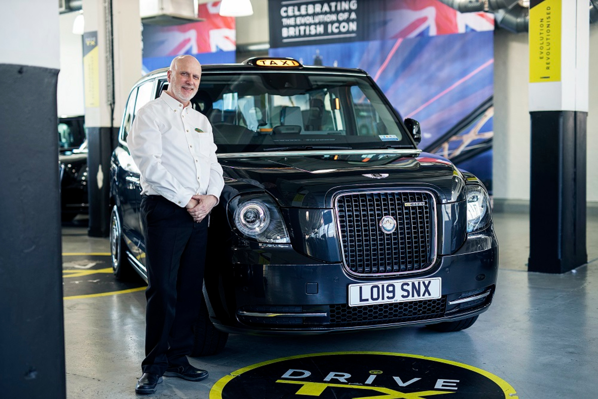 London cabbies in fight against Alzheimers 12