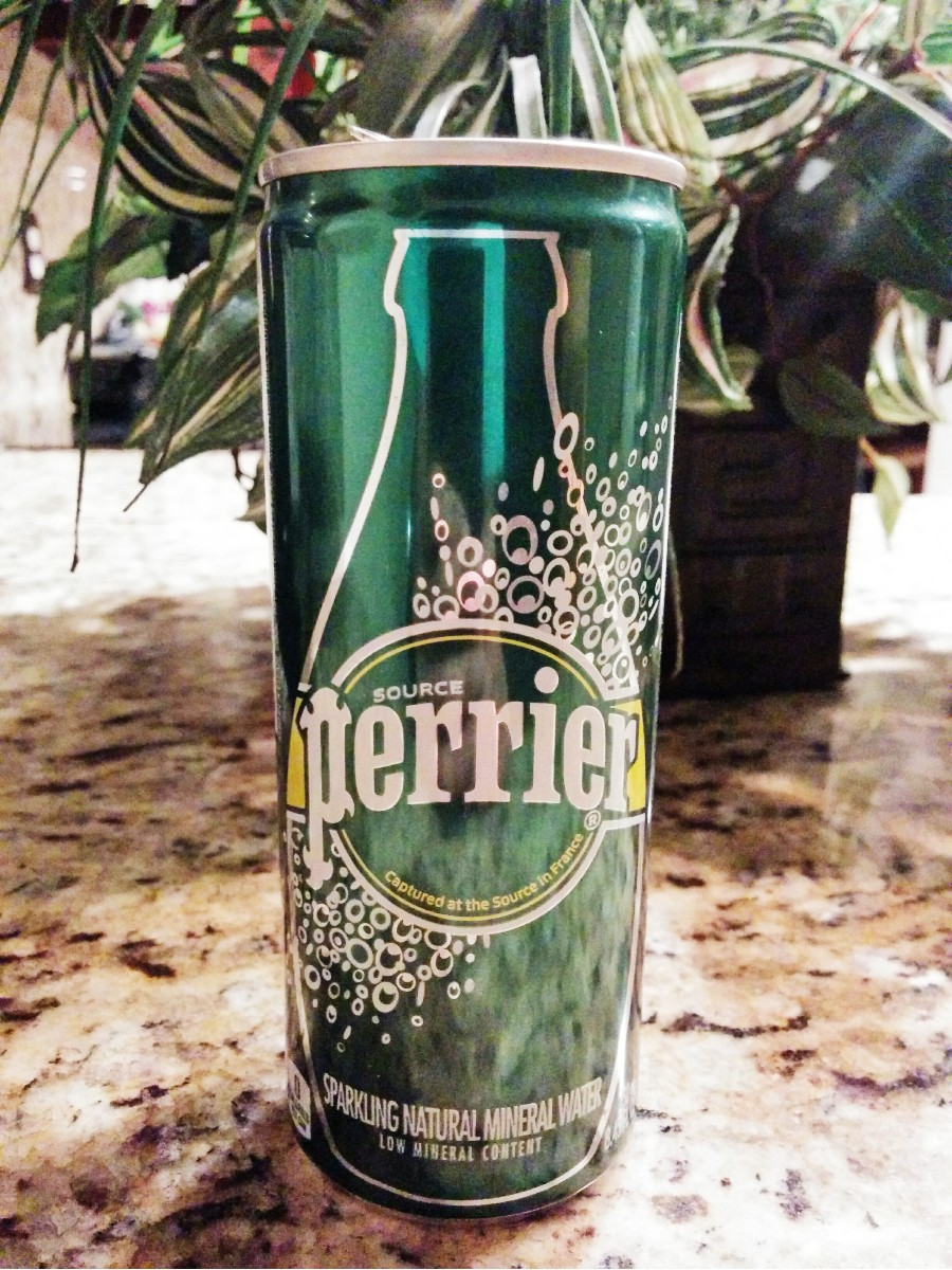 Perrier can