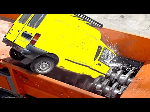 OMG! Look what happens to cars nobody wants?