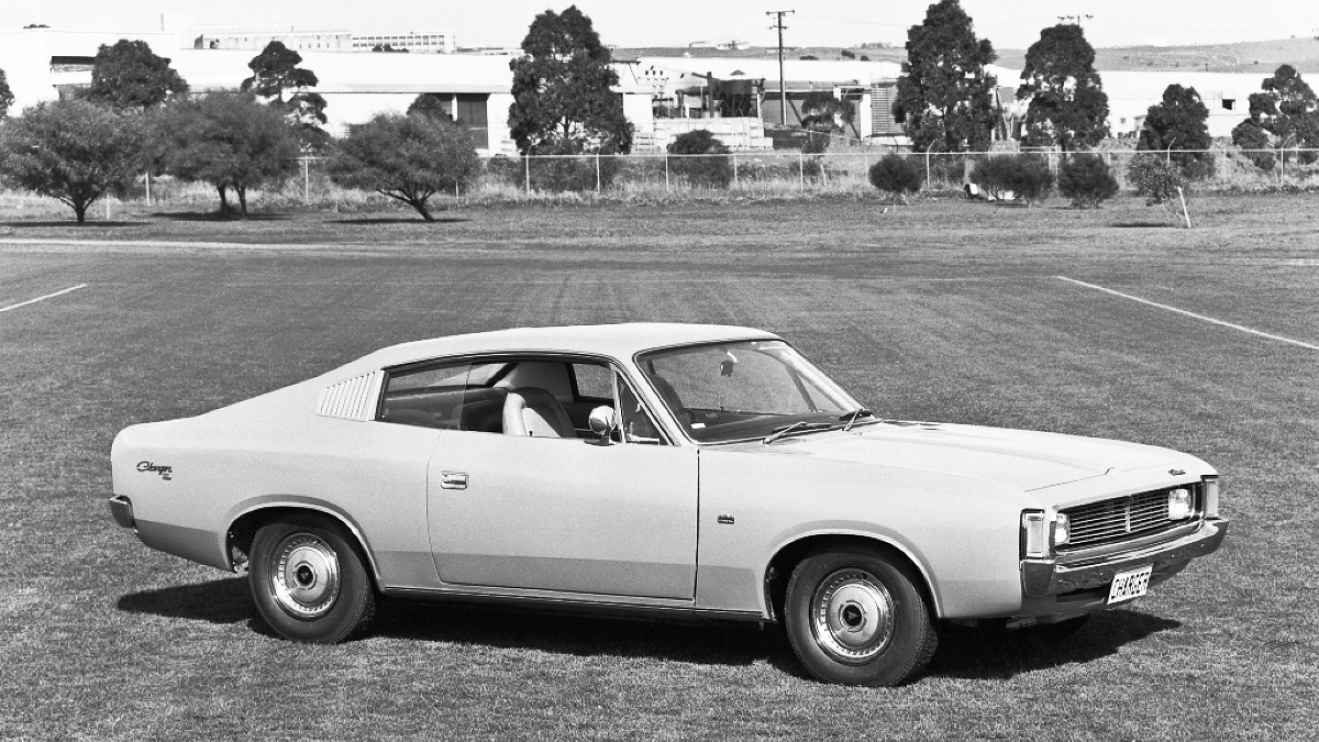 1971 Valiant Charger 1