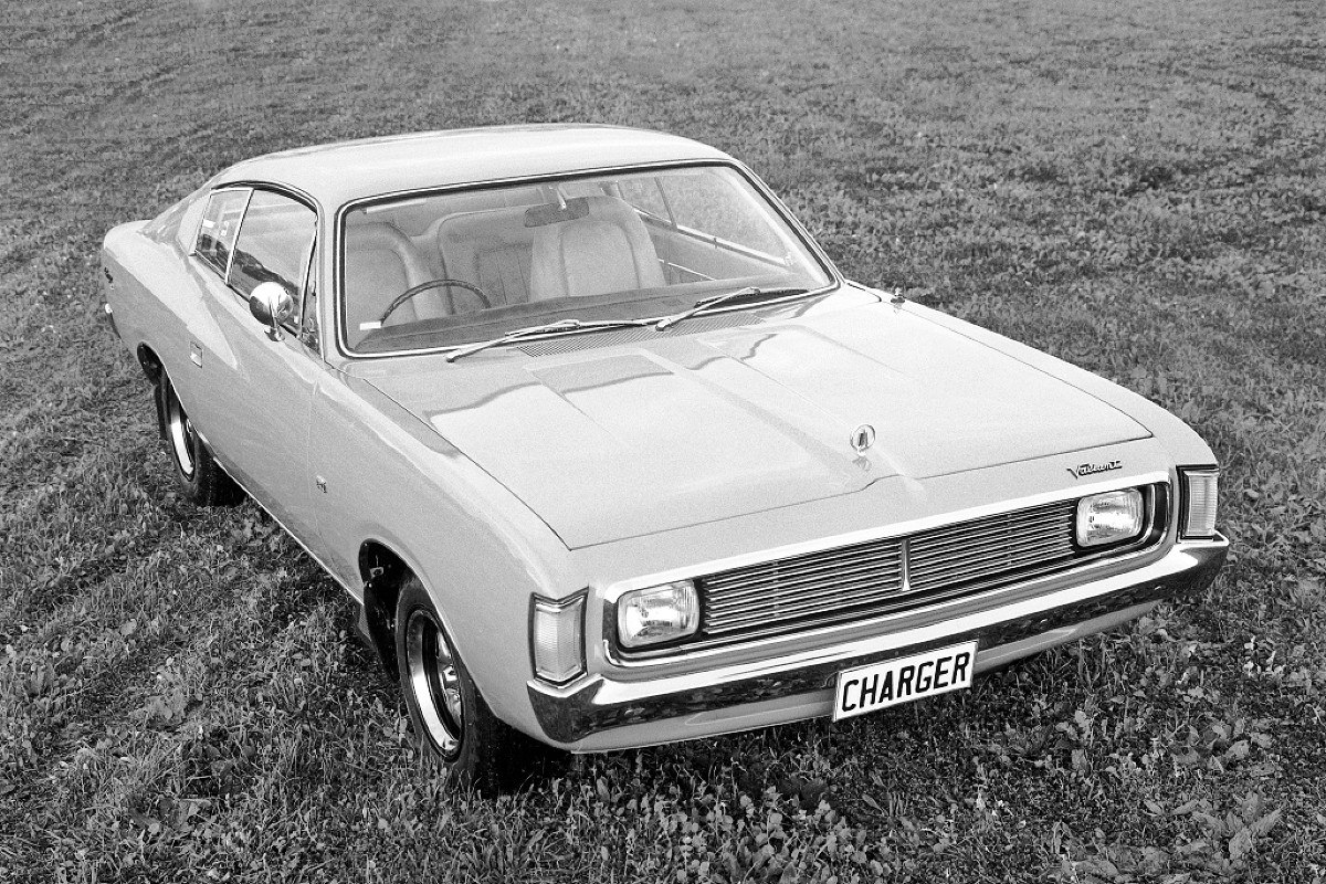 1971 Valiant Charger 2