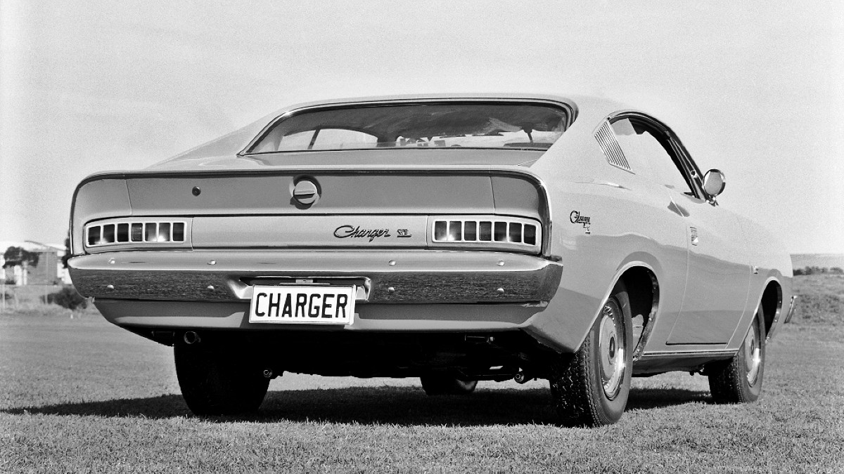 1971 Valiant Charger 4