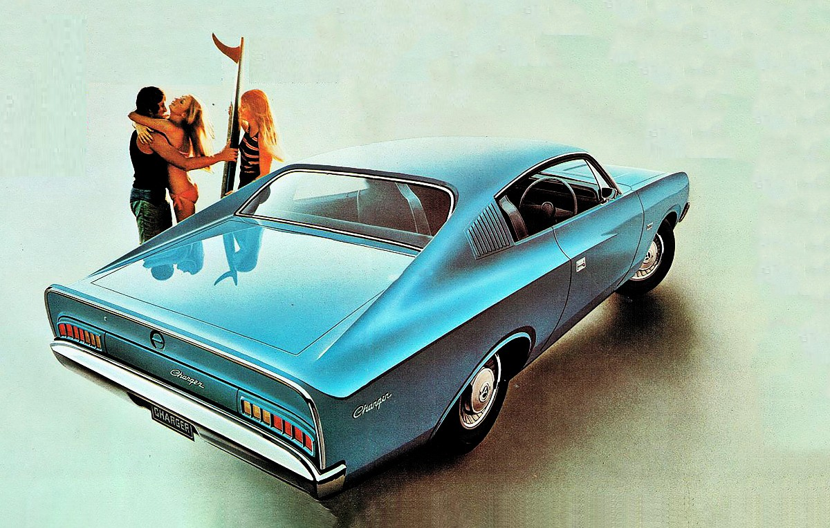 1971 Valiant Charger 6